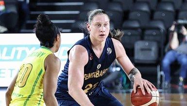 Sopron Basket-Fenerbahçe Öznur Kablo: 58-64 (MAÇ SONUCU-ÖZET)