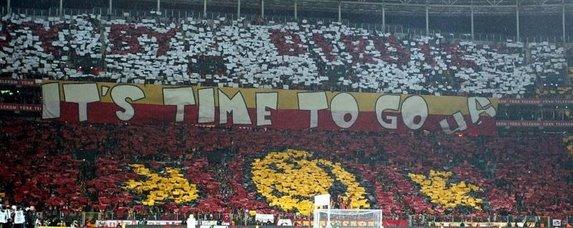 Galatasaray - Fenerbahçe maçı geyikleri