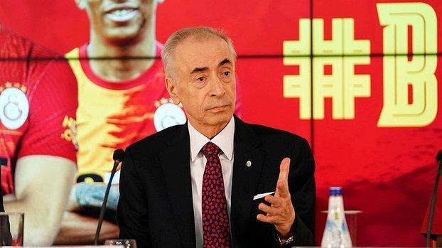 Galatasaray'da Mustafa Cengiz'den Alpaslan Öztürk ve Aytaç Kara sözleri