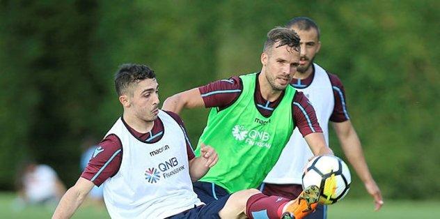 Trabzonspor'un hazırlık maçlarının programı belli oldu