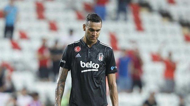 Beşiktaş Sporting maçı sonrası Josef de Souza mağlubiyete neden olan detayı açıkladı!