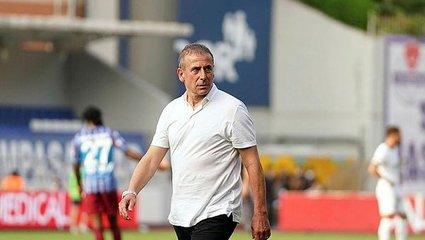Konyaspor Trabzonspor maçı sonrası Abdullah Avcı: Bu 1 puan 3 puan kadar önemli