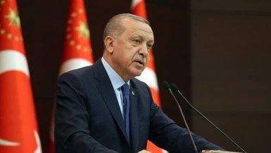 """Başkan Recep Tayyip Erdoğan """"Türkiye'yi mutlaka 2023 hedeflerine ulaştıracağız"""""""