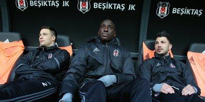 Demba Ba Beşiktaş taraftarına söz verdi