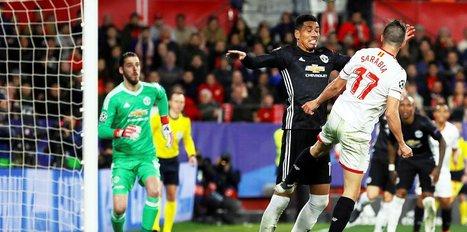 Sevilla - ManU maçında gol sesi çıkmadı