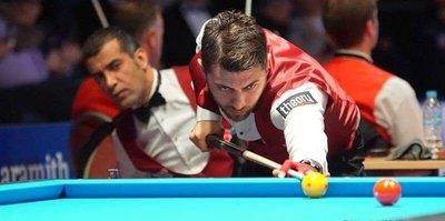 Bilardo Milli Takımı Avrupa Şampiyonu!