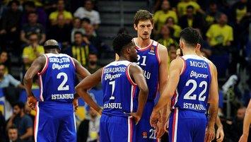 Euroleague'de ertelenen maçların programı belli oldu! Anadolu Efes...