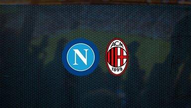 Napoli - Milan maçı ne zaman, saat kaçta ve hangi kanalda canlı yayınlanacak? | İtalya Serie A