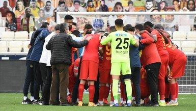 Yeni Malatyaspor 13 maçlık galibiyet hasretini sonlandırdı