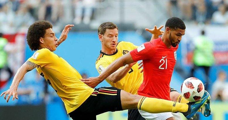 2018 Dünya Kupası'nda Belçika İngiltere'yi 2-0 yendi ve turnuvayı üçüncü sırada bitirdi