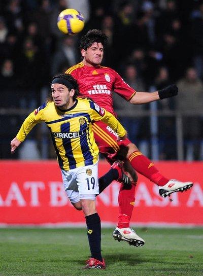 Ankaragücü - Galatasaray (Ziraat Türkiye Kupası)