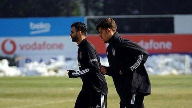 Beşiktaş'ta Ghezzal ve Montero gelişmesi! Son durumları...