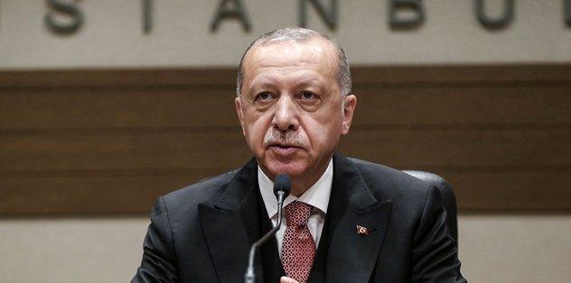 Başkan Recep Tayyip Erdoğan'dan Can Bartu için başsağlığı mesajı