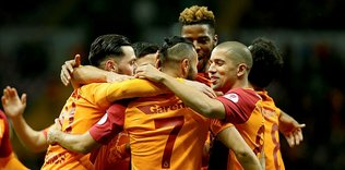 Galatasaray'ın yıldızı Beşiktaş'ı açıkladı