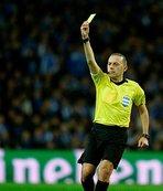 Cüneyt Çakır'a UEFA'dan destek