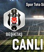 Beşiktaş - Akhisar Belediyespor | Canlı Anlatım