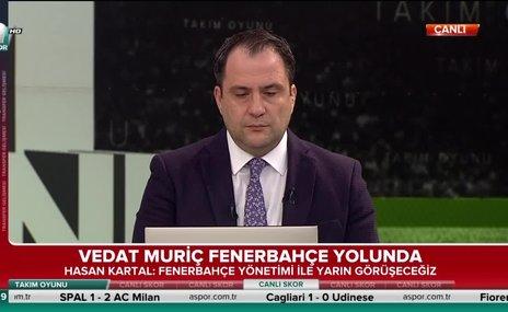 Zeki Uzundurukan: Sinan Gümüş Fenerbahçe ile anlaştı