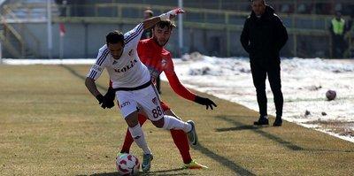 Elazığspor 4 haftalık hasreti Bolu'da bitirdi