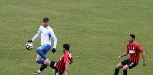 Vanspor FK erteleme maçında galip geldi