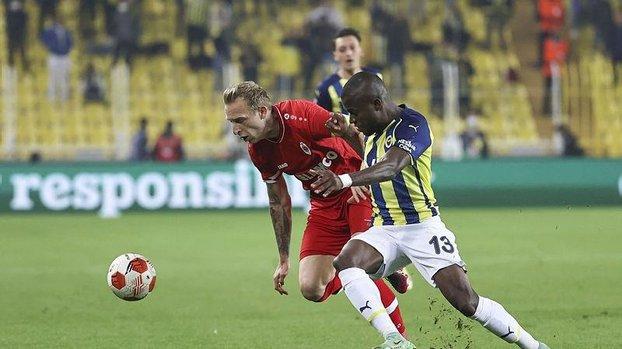 SPOR HABERİ - Fenerbahçe - Antwerp maçının ardından Enner Valencia'dan açıklamalar!