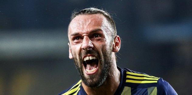 Vedat Muriç'e sürpriz talip! Fenerbahçe'nin kasası dolacak