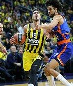 Fenerbahçe Beko uzatmalarda yıkıldı!