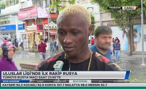 "Yattara: ""Trabzonspor şampiyonluğa oynar"""