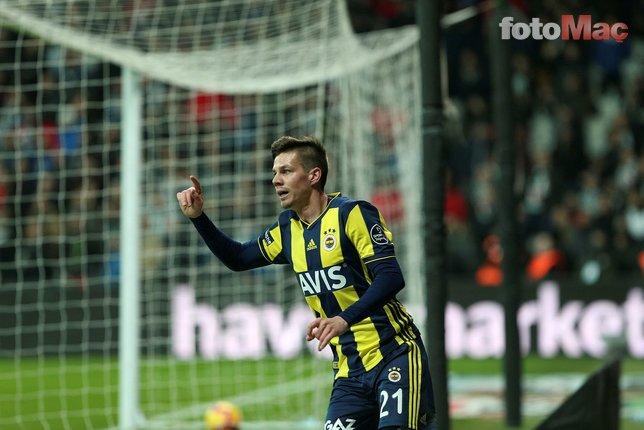 Transfer gözdesi duyurdu! ''Fenerbahçe'ye gitmeyi çok istiyorum''