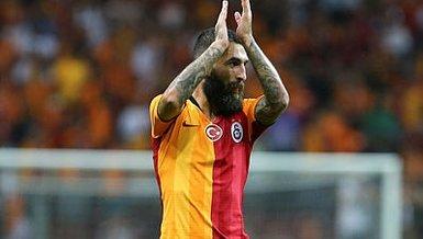 Son dakika spor haberi: Fatih Karagümrük'e transfer olan Jimmy Durmaz'dan Galatasaray'a veda mesajı!