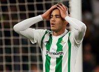 Fenerbahçe Real Betis'ten Sanabria ile ilgileniyor