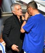 "Maurizio Sarri: ""Mourinho'ya daha fazla saygı gösterin"""