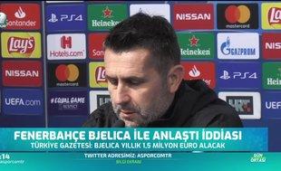 Nenad Bjelica: Fenerbahçe ile görüştüm