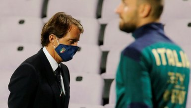 Italy boss Mancini tests positive for Covid-19