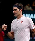 'Federer Suudi Arabistan'a gitmiyor'