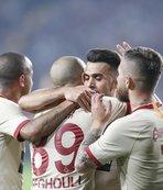 Galatasaray seriyi sürdürmek istiyor