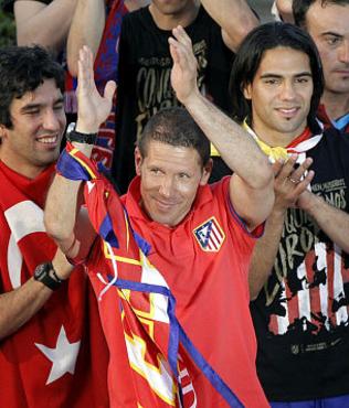 Diego Simeone'den eleştirilere flaş yanıt! Arda Turan ve Falcao...