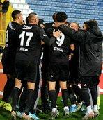 Beşiktaş deplasmanda da kazanıyor!