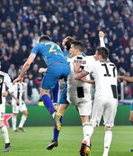 Ronaldo lifts Juventus to Champions League quarters