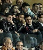 Cenk Tosun İstanbul'da! Bu maç için geldi