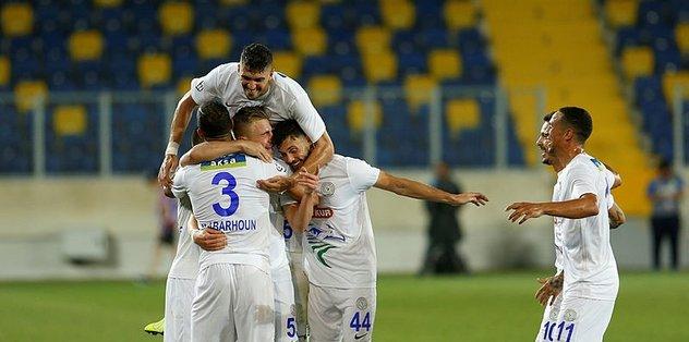 Gençlerbirliği 0-1 Rizespor