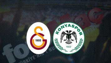 Galatasaray - Konyaspor maçı saat kaçta ve hangi kanalda?