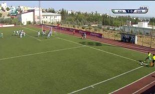 Kilis Belediyespor 1-0 Diyarbakır Yolspor 2' (Ali Yıldırım)