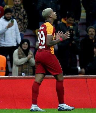Galatasaray'da Mario Lemina cezalı duruma düştü!