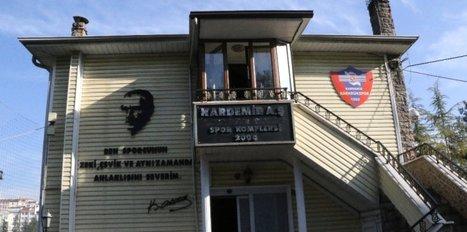 Karabükspor eski başkanın ismini kaldırdı