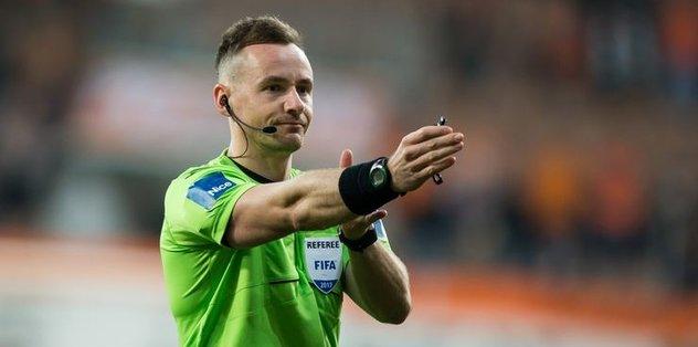 Rusya - Türkiye maçını Pawel Raczkowski yönetecek