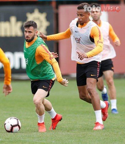 Galatasaray antrenmanından fotoğraflar (17 Mayıs 2019)