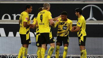 Dortmund 3 golle kazandı!