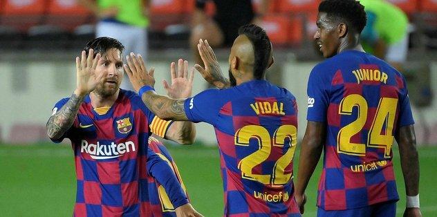 Messi 7. kez gol kralı olarak rekor kırdı! - Futbol -