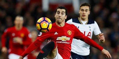 ManU, Tottenham'ı tek golle geçti