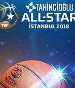 Basketbolun yıldızları All-Star'da sahne alıyor